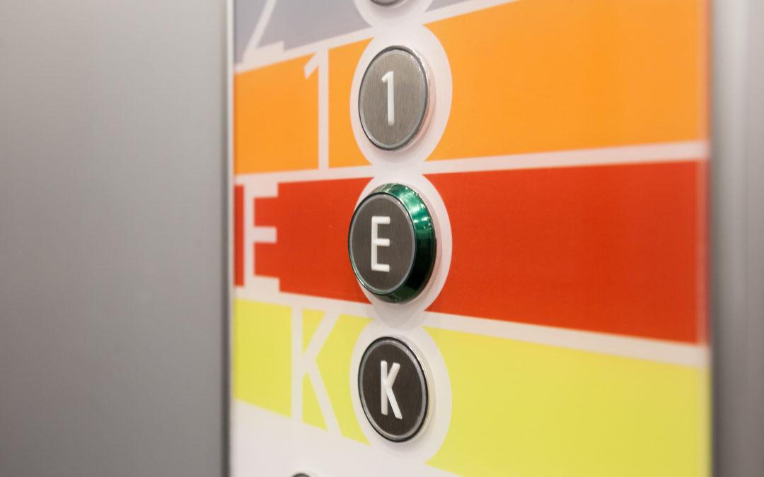 Aufzüge planen für Menschen mit Demenz