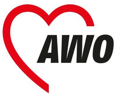 AWO-Logo mit Herzsymbol