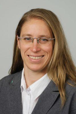 Dr.-Ing. Birgit Graf (Foto: Fraunhofer IPA)