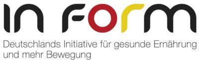 IN FORM Logo (Foto: DGE/Fit im Alter)