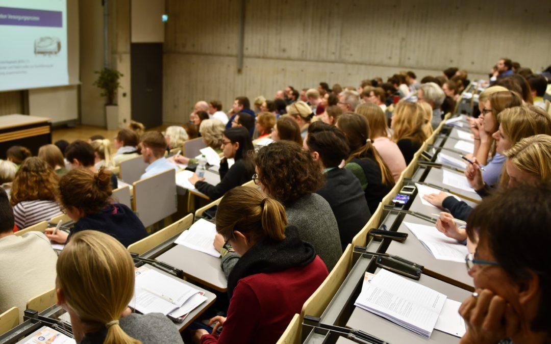 170 Teilnehmer besuchen Fachtag am Fachbereich Gesundheit der FH Münster - Foto: FH Münster/Pressestelle