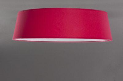 Die Dalen-Kollektion bietet verschiedenste Schirme zu ihren Deckenleuchten - Farb- und Formwahl, variable Durchmesser - Foto: Dalen