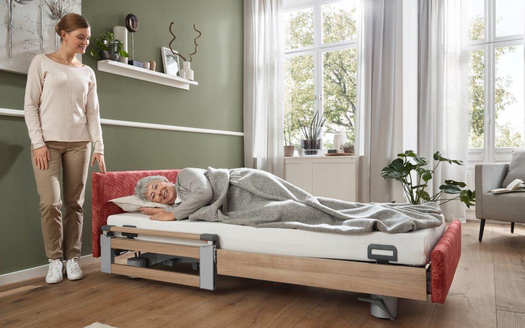 Vario Safe – Das Bettensystem für mehr Flexibilität und Wohnlichkeit im Pflegeheim