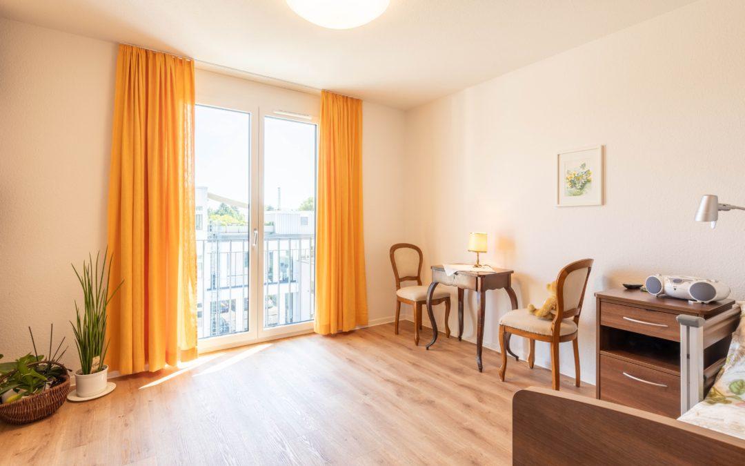 Mitmenschliche Pflege in heimeliger Atmosphäre – Vita Tertia Haus Limone, Offenburg