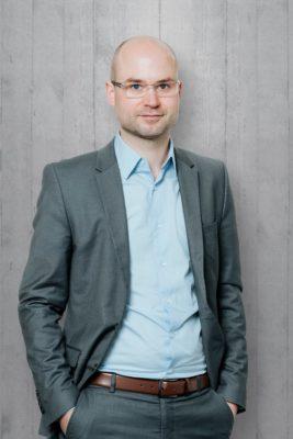 Sven R. Becker, Vorstand beim Experten für digitale Bildung, der IMC AG. - Foto: IMC