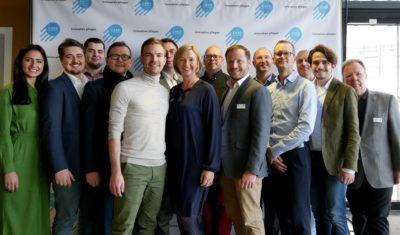Die CFI Gründungsmitglieder - Foto: Magnus Bade