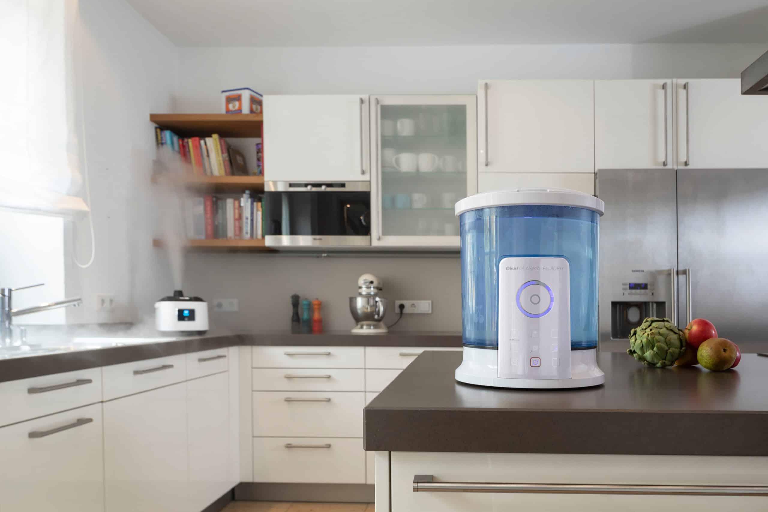 Wie wird Wasser zum Desinfektionsmittel? Bild: Herrmann Lack-Technik GmbH