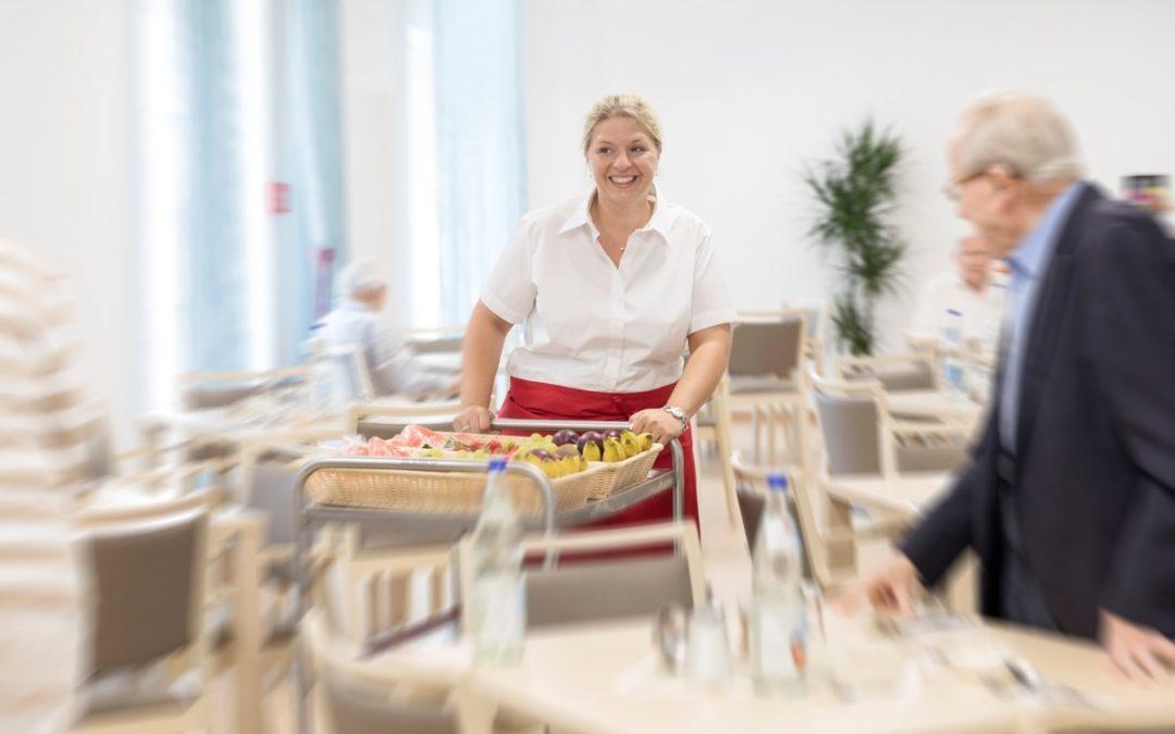 Gutes Essen ist Balsam für die Seele – Stellenwert der Speisenversorgung in der Senioreneinrichtung