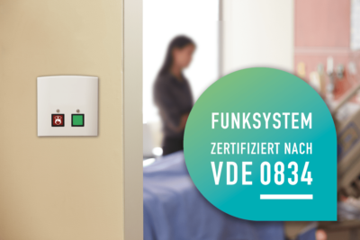 Zertifiziertes Funksystem